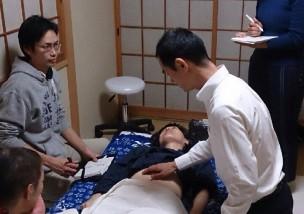 仲間と治療の勉強会をしました。