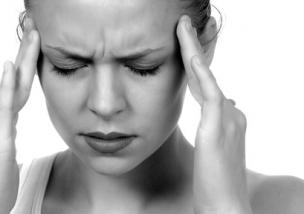 電気針治療  頑固な肩こりと頭痛